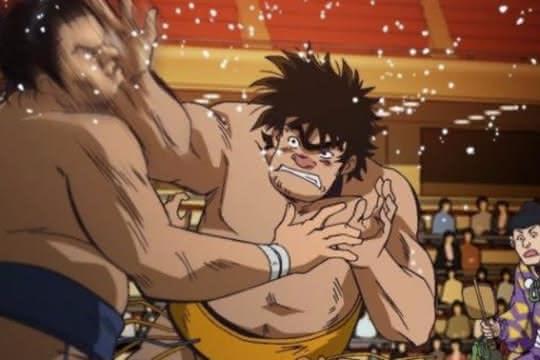 anime_Abarenbou Rikishi!! Matsutarou