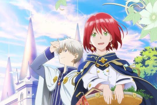 anime_Akagami no Shirayuki-hime
