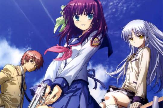 anime_Angel Beats!