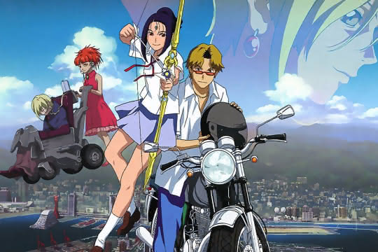 anime_Arjuna