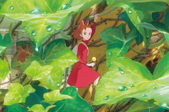 anime_Arrietty, le Petit Monde des Chapardeurs