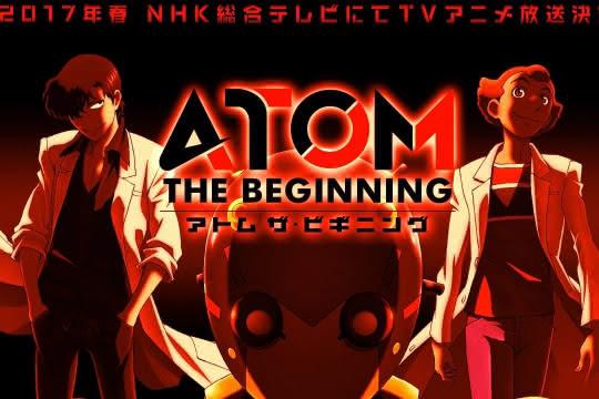 anime_Atom - The Beginning