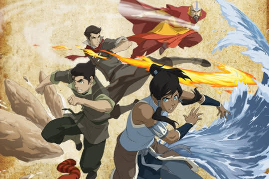anime_Avatar, la Légende de Korra