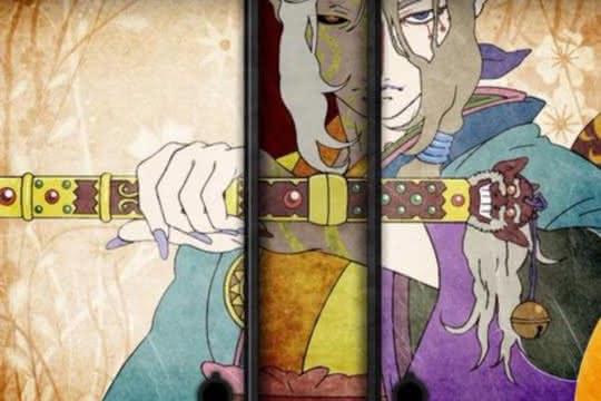 anime_Ayakashi : Japanese Classic Horror