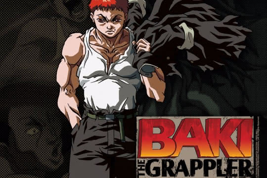 anime_Baki The grappler