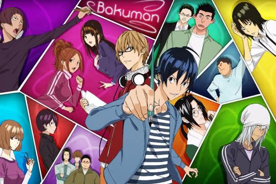anime_Bakuman