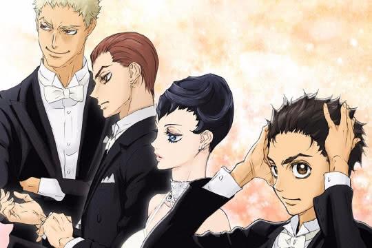 anime_Ballroom e Youkoso