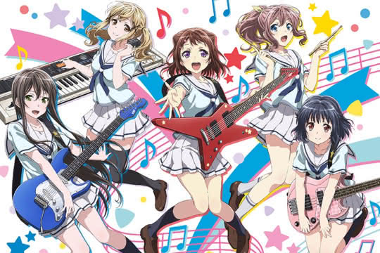 anime_BanG Dream!