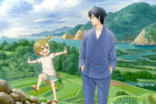 anime_Barakamon