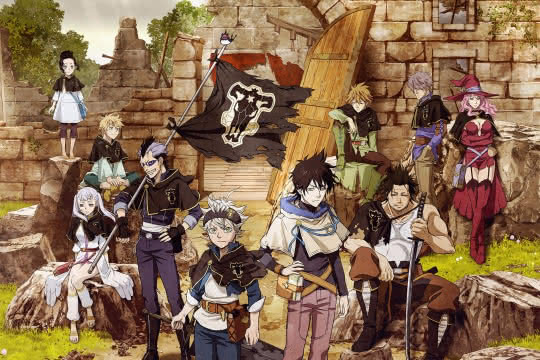 anime_Black Clover