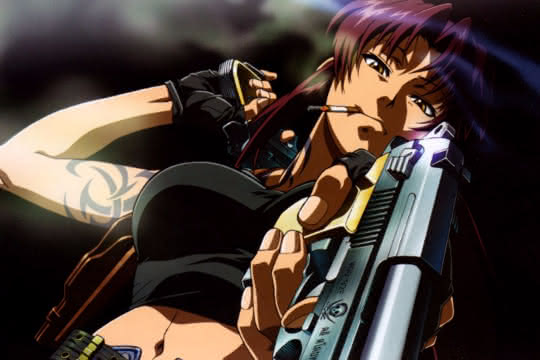 anime_Black Lagoon