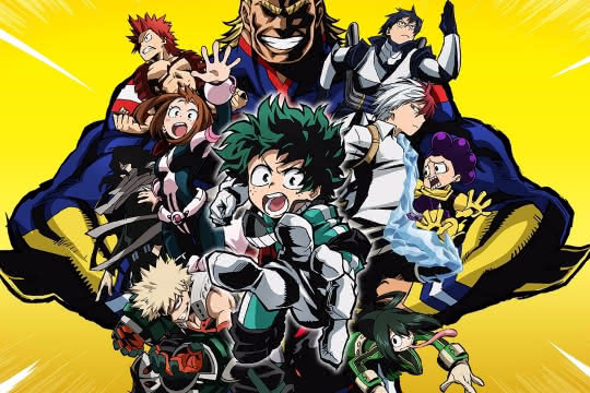 anime_Boku no Hero Academia