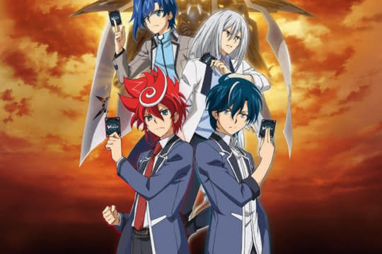 anime_Cardfight!! Vanguard G