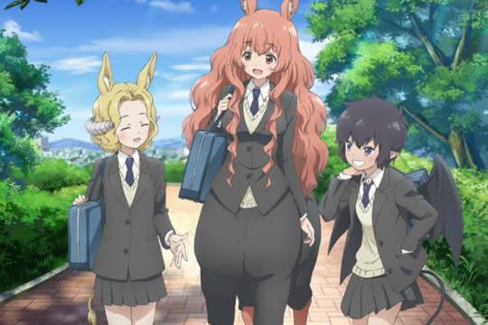 anime_Centaur no Nayami
