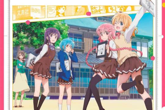 anime_Comic Girls