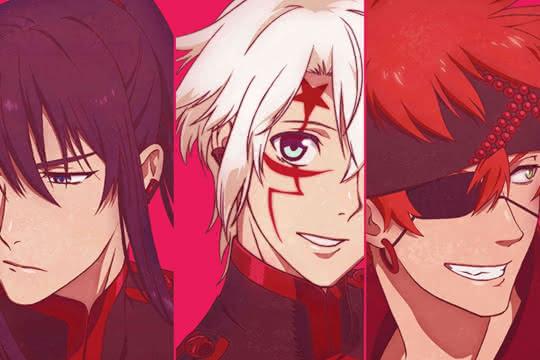 anime_D.Gray-man Hallow