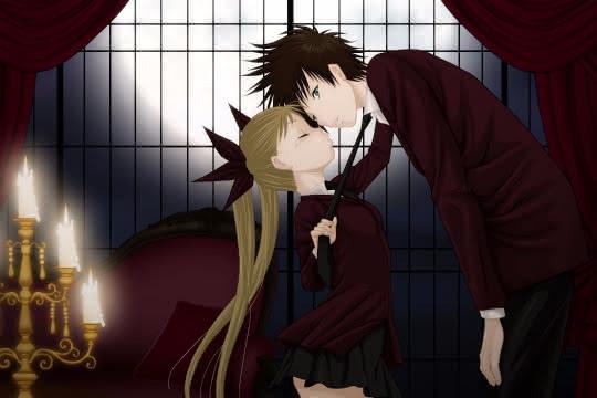 anime_Dance in the Vampire Bund