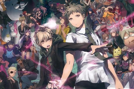 anime_Danganronpa 3 : The End of Kibougamine Gakuen - Mirai Hen