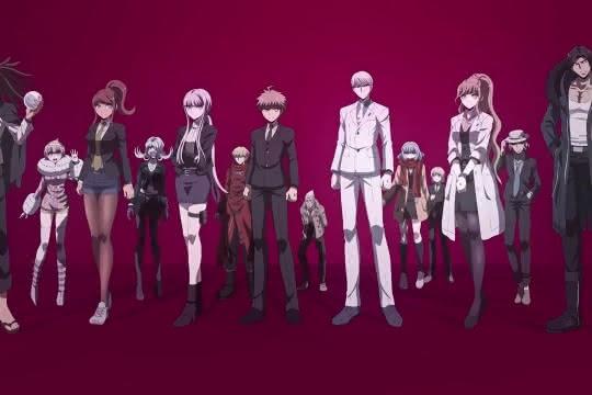 anime_Danganronpa : The Animation