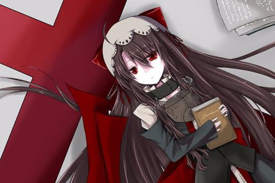 anime_Dantalian no Shoka