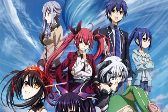 anime_Date A Live
