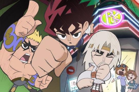 anime_DD Hokuto no Ken