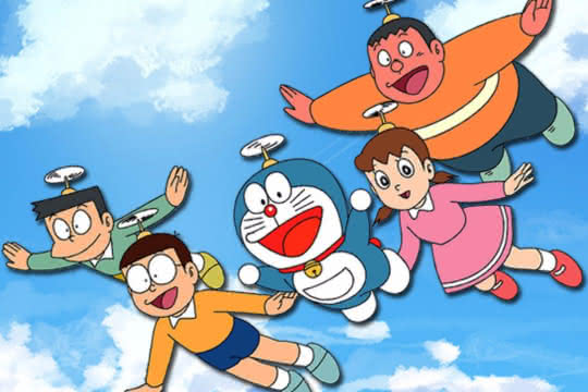 anime_Doraemon