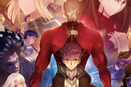 anime_Fate/Stay Night : Unlimited Blade Works