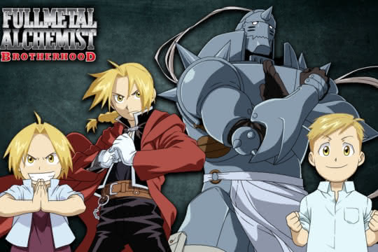 anime_Fullmetal Alchemist : Brotherhood