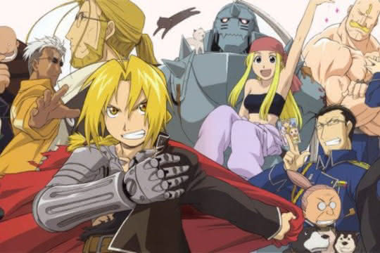 anime_Fullmetal Alchemist