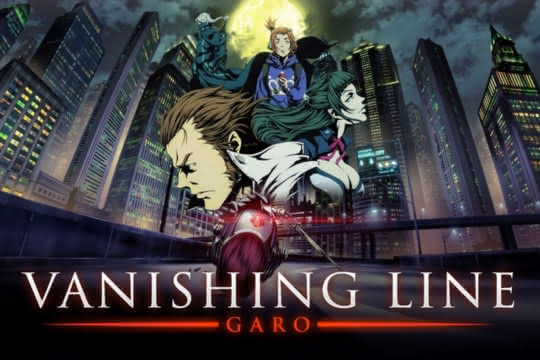 anime_Garo: Vanishing Line
