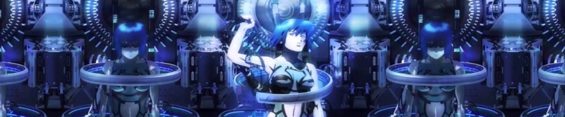 Ghost in the Shell : New Movie