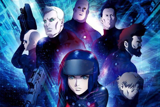 anime_Ghost in the Shell : New Movie