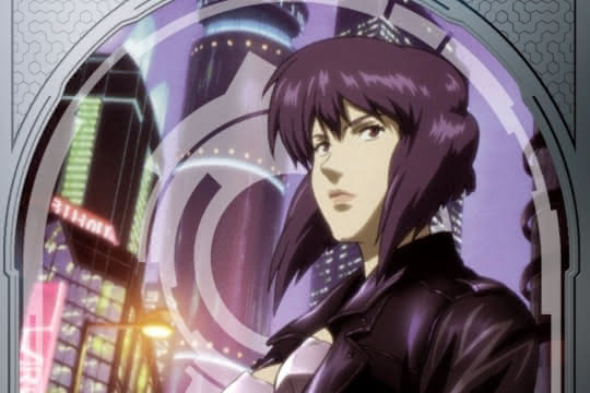 anime_Ghost in the Shell : Stand Alone Complex