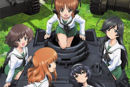 anime_Girls und Panzer