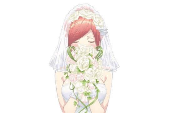 anime_Gotōbun no Hanayome