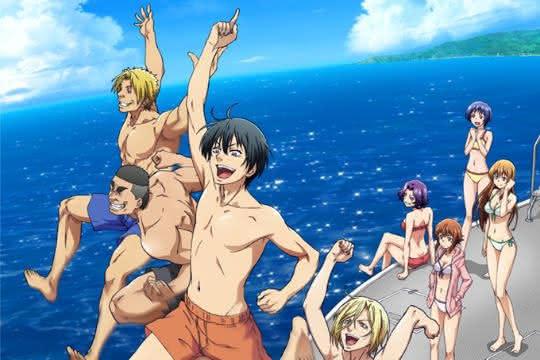 anime_Grand Blue