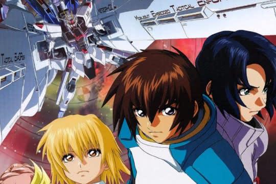 anime_Gundam SEED