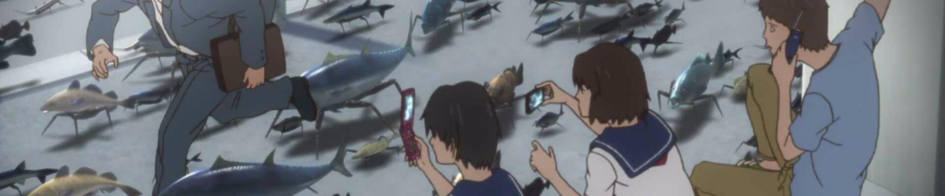 Gyo : Tokyo Fish Attack