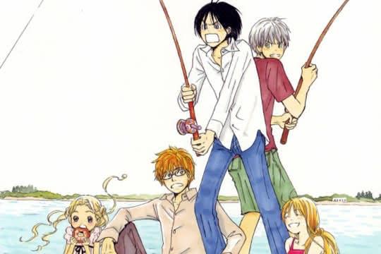 anime_Hachimitsu to Clover
