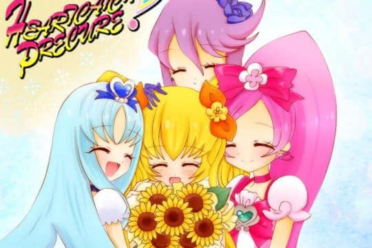 anime_Heartcatch Precure!
