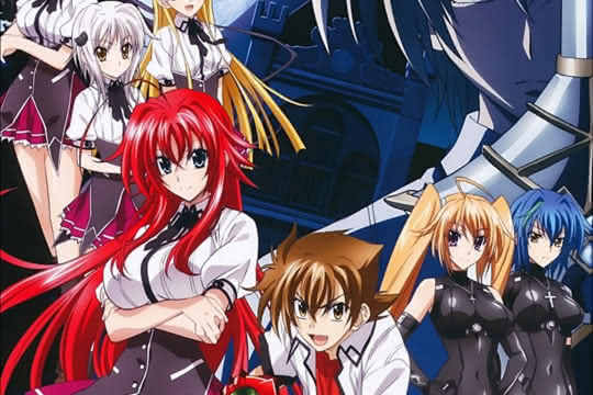 anime_High School DxD