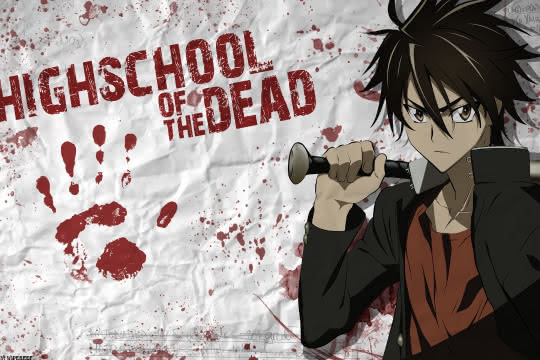 anime_High School of the Dead