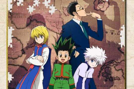 anime_Hunter x Hunter (2011)