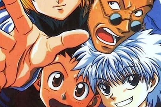 anime_Hunter x Hunter