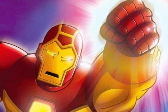 anime_Iron Man