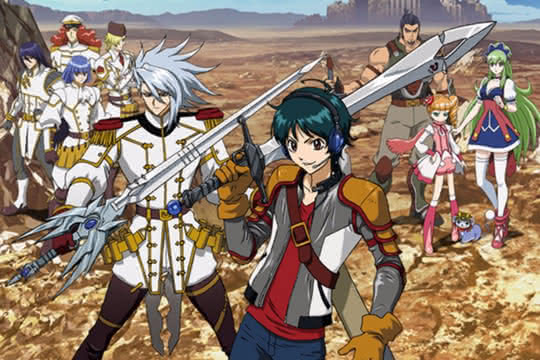 anime_Ixion Saga DT