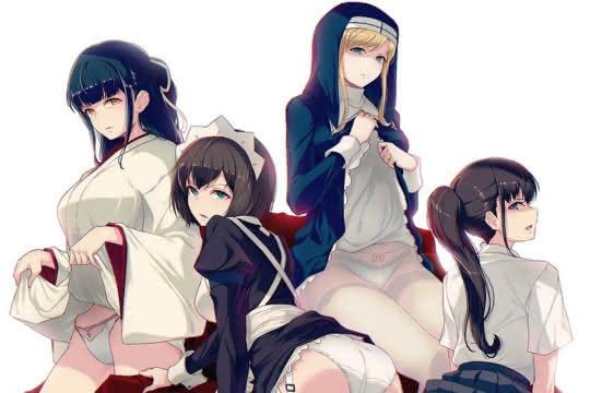 anime_Iya na Kao Sarenagara Opantsu Misete Moraitai