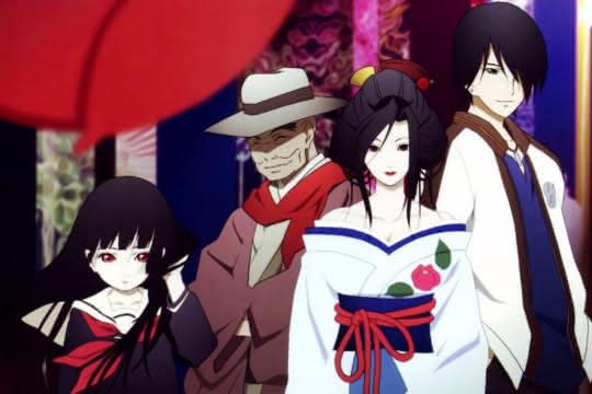 anime_Jigoku Shoujo: Yoi no Togi