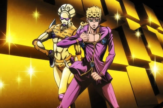 anime_JoJo's Bizarre Adventure : Golden Wind